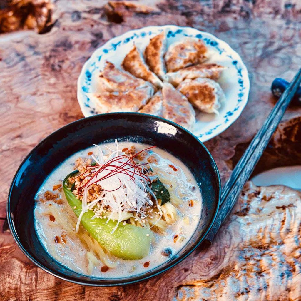Bento-ya Vegan Ramen and Vegetarian Gyoza