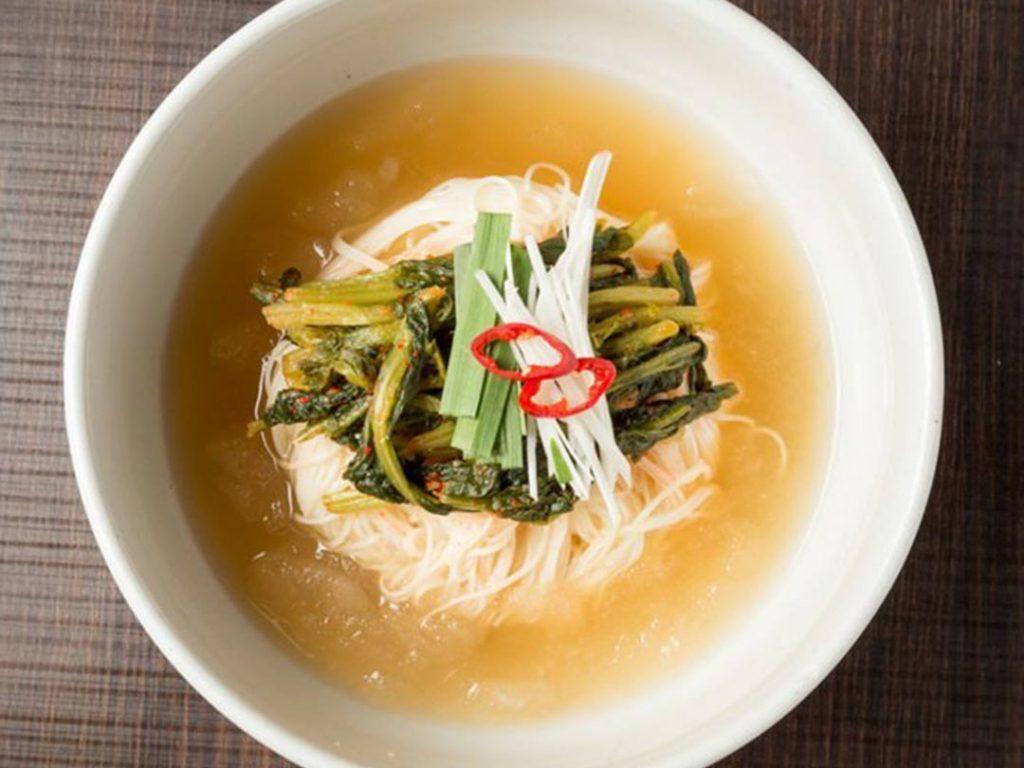 Gurunavi''s Image of Korean Noodles from Tomato in Shin Okubo, Tokyo.