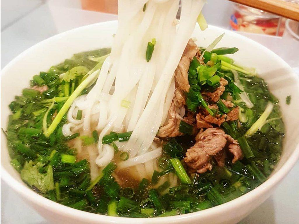 Vietnamese Pho at Pho Thin Tokyo