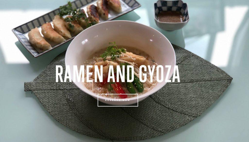 Ramen and Gyoza Bento-ya promotional image